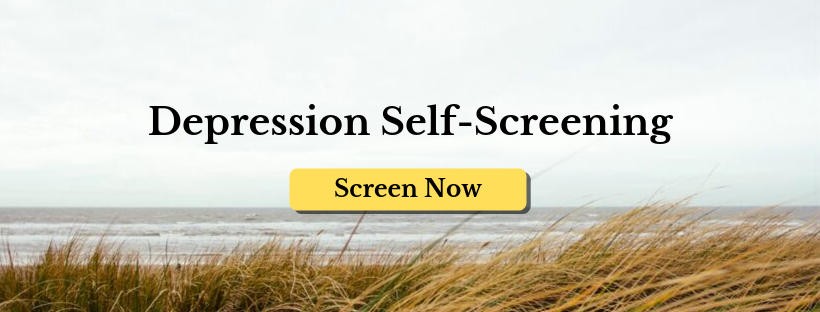Depression self screening